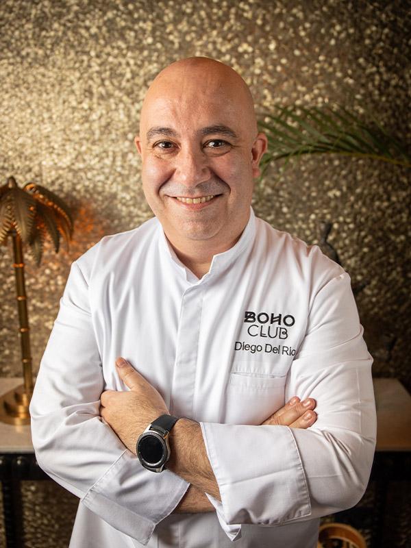 BOHO CLUB, Un resort de lujo y alta cocina