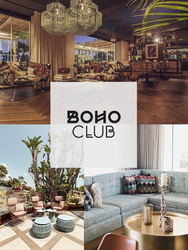 Primer aniversario en BOHO CLUB