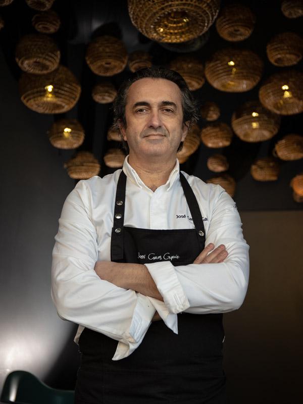 La cocina de José Carlos García en De Viú